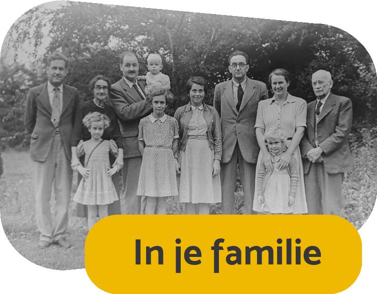 Begeleiding in je familie